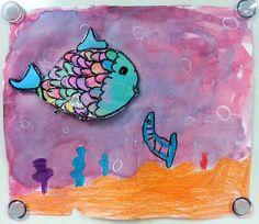 Art with Ms. Gram: 1st grade