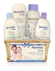 Ends TONIGHT! One comment on ChicLuxuries.com and ur entered 2 win this AVEENO basket