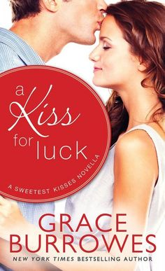 #FREE #romance #novella - Grace Burrowes showcases a brand new series of contemporary romance. https://storyfinds.com/book/13853/a-kiss-for-luck-a-novella