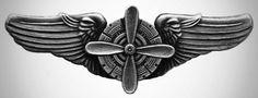— #US #Flight #Enginneer #badge