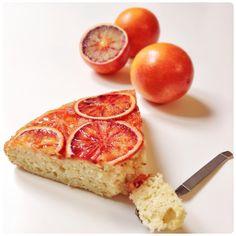 Gâteau yahourt-oranges sanguines (sans gluten)