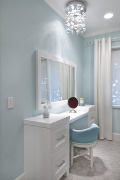 teen bedroom/bath remodel - contemporary - kids - sacramento - Sharp Design