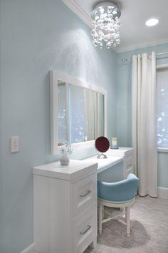 teen bedroom/bath re