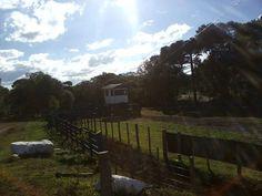 Uma fazenda no interior de Criúva.