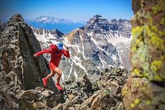Rocks . #Photo @ryansandes  Hardrock 100 is currently on the go at the moment. How rad is the course! . Welcome to #RunnerLand  Lets follow us / Tag #RunnerLand on your photos / Turn on our post notifications for featured  .