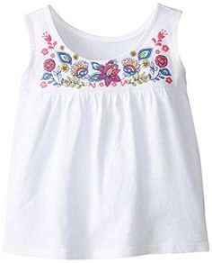 The Children's Place Baby Girls' Embr…