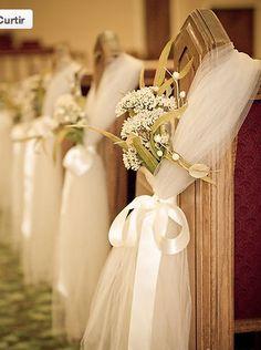 Para lembrar de um casamento perfeito: Cerimônias Indoor