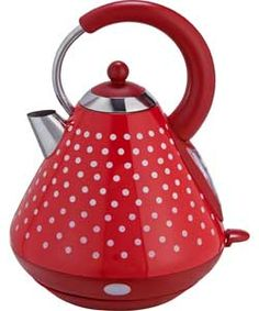 Red Spotty Kitchen On Pinterest Cath Kidston Rose Tea And Wooden Hearts