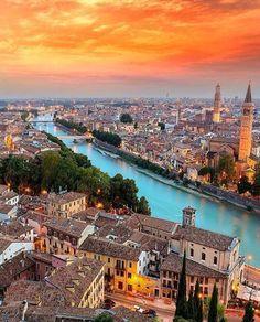 Verona, Italy. photo by Senna Relax