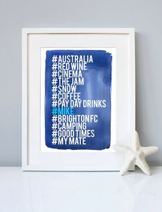 personalised fathers day gifts nz