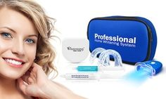 Groupon - $ 18.99 for Professional Home Whitening System from My Beauty Secrets USA ($129 Value). Groupon deal price: $18.99