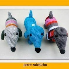 Crochet Free Amigurumi Patterns Dutch Ideas For 2019 Crochet Diy, Crochet Amigurumi Free Patterns, Crochet Gifts, Crochet For Kids, Crochet Dolls, Crochet Mignon, Confection Au Crochet, Crochet Animals, Crochet Projects