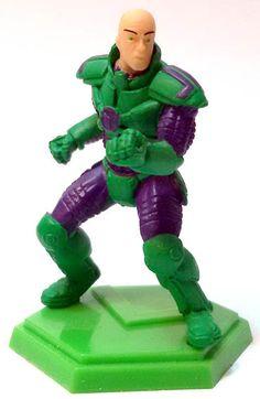"""Lex Luthor dalla Collezione """"Justice League"""" (DC Comics) della Edibas Collection. #Miniatures #Figures #DCComics #LexLuthor"""