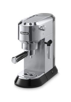 De'Longhi EC680 Dedica 15-Bar Pump Espresso Machine Best Home Espresso Machine, Machine A Cafe Expresso, Espresso Machine Reviews, Automatic Espresso Machine, Espresso Coffee Machine, Coffee Maker, Coffee Brewer, Coffee Coffee, Coffee Cups