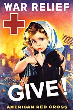 GIVE! American Red Cross