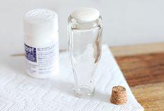 DIY Apothecary Match Bottle
