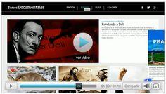 Cultura Audiovisual Bachillerato de Artes  IES MARÍA SOLIÑO: Dos documentales educativos y 5.000 más