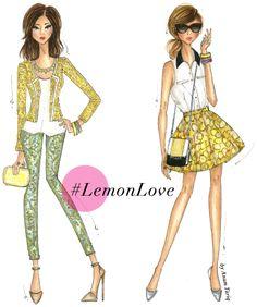 illustrations for Sweet Lemon Magazine [anum tariq]