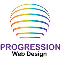 Our new simple logo   http://progressionwebdesign.co.uk