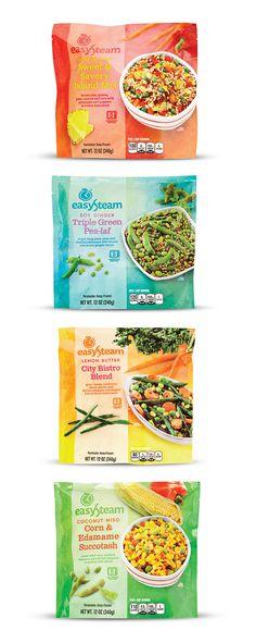 Fresh & Easy | EasySteam Frozen Veggies