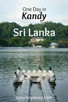 One day in #Kandy, Sri Lanka