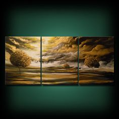 abstract painting art acrylic painting large art wall by mattsart