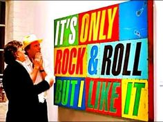 A philosophical rock rant about art & money... L'ART POUR l'ART !    Gimme your body  Gimme your mind  Open your heart  Pull down the blind  Gimme your love gimme it all  Gimme in the kitchen gimme in the hall