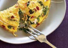 Arugula-Ricotta Omelet for One | Vegetarian Times