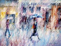 RAIN OF EMOTIONS by Leonidafremov