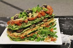 Hey guys and girls, I just published a wonderful list of TOP 25 Raw Vegan Dinner Recipes post, full of delicious ideas to make your raw vegan dinners even more delicious and yummy! :) Take a look and enjoy! Raw Vegan Dinners, Raw Vegan Recipes, Vegan Dinner Recipes, Vegan Foods, Vegan Vegetarian, Whole Food Recipes, Vegetarian Recipes, Healthy Recipes, Vegan Raw