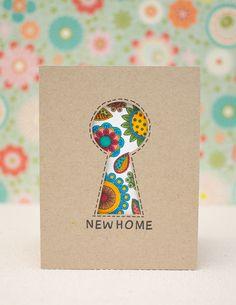 CASology #92: Housewarming Greeting Card