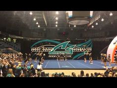 Cheer Sport Great White Sharks 11/15/2014