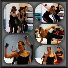 Sport Bodycombat . Danielle Vink sport fotografie
