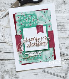 Stampin' Cards and Memories: Mix 'n Up! Monday #7