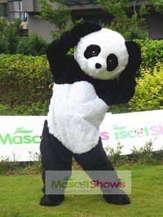 パンダ着ぐるみ パンダの着ぐるみ 手作り着ぐるみ パンダ 中国制 http://www.mascotshows.jp/product/panda-mascot-adult-costume4.html