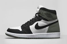ad9b07a6f2ba8a Release Date  Air Jordan 1 Retro High OG Clay Green Joining the Yellow  Ochre colorway