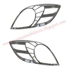 Garnish Depan / Cover Headlamp ini khusus untuk mobil Avanza / Xenia. Info Pemesanan Hubungi Budi Susanto 087722739300.