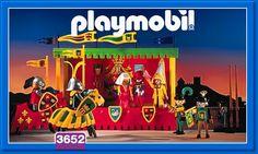 PLAYMOBIL� set #3652 - Tournament Knights