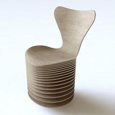 Hadid, BIG and more reinterpret Arne Jacobsen's Series 7 chair