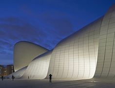 Heydar Aliyev Center - Baku, Azerbaigian - 2013 - Zaha Hadid Architects