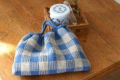 ギンガムチェックのギャザーバッグの作り方|編み物|編み物・手芸・ソーイング|アトリエ|手芸レシピ16,000件!みんなで作る手芸やハンドメイド作品、雑貨の作り方ポータル