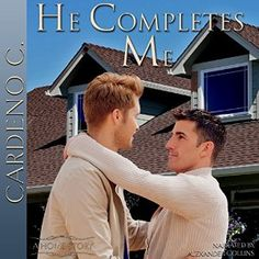 He Completes Me | Gay Book Reviews – M/M Book Reviews