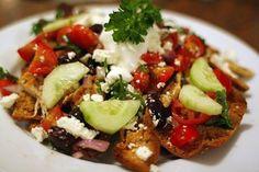 Greek Nachos Put a Tasty Twist on a Familiar Kids' Snack - Make This Tonight - DNAinfo.com New York