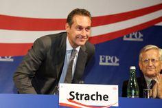 Die Twitter Welt aus den Augen von Heinz Christian Strache #Twitter #Der_Webist #Feed