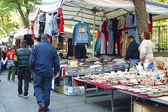 Via Sannio Market, Rome, Italy Shopping Tip