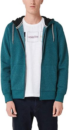 Super Qualität  Bekleidung, Herren, Sweatshirts & Kapuzenpullover, Sweatshirts Tom Tailor, Super, Hooded Jacket, Athletic, Sweatshirts, Jackets, Fashion, Hoodie, Clothing
