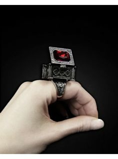 RING | Sarcophagus Red - Restyle