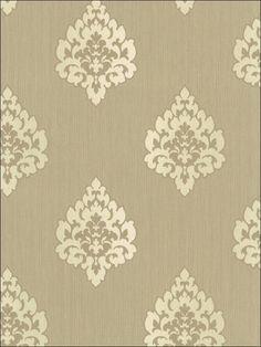 wallpaperstogo.com WTG-110720 Beacon House Interiors Transitional Wallpaper