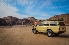 A Namibia Road Trip • The Perfect Itinerary Across the Namib Desert