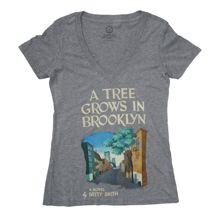 A Tree Grows in Brooklyn T-shirt